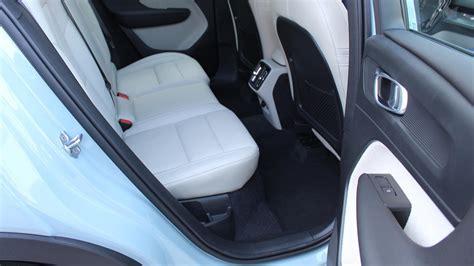 volvo xc rear seats