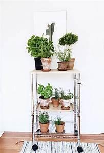 Kräuter Pflanzen Topf : kr uter pflanzen ein balkon voller duft ~ Lizthompson.info Haus und Dekorationen