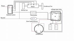 Wiring Diagram Window Type Aircon