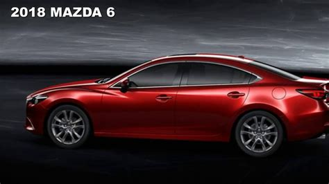 2018 mazda 6 specifications redesign and powertrain youtube