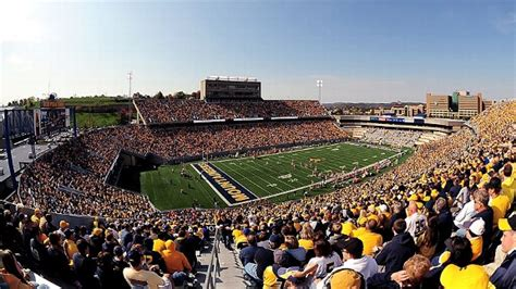 Espncom  Introducing Wvu To Its Home In The Big 12
