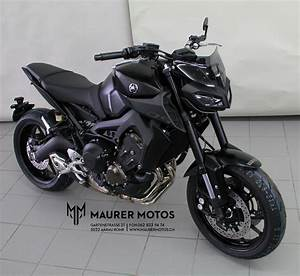 Yamaha Mt09 2017 : yamaha mt 09 2017 spezial umbau maurer motos flickr ~ Jslefanu.com Haus und Dekorationen