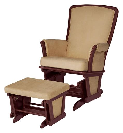 delta glider and ottoman delta children upholstered glider and ottoman chocolate