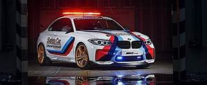 BMW M2 Is the Safety Car for the 2016 MotoGP Season, and