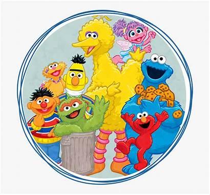 Sesame Street Clip Clipart Birthday Transparent Luvibeekidsco