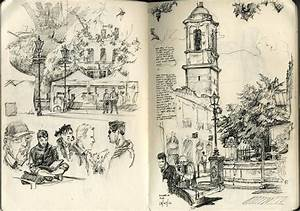 Hull Urban Sketchers – Saturday Last, and other ...