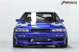 Japanese Classics 1991 Nissan Laurel C33