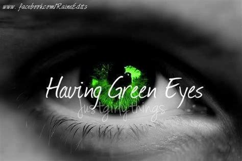 green eyes girl quotes