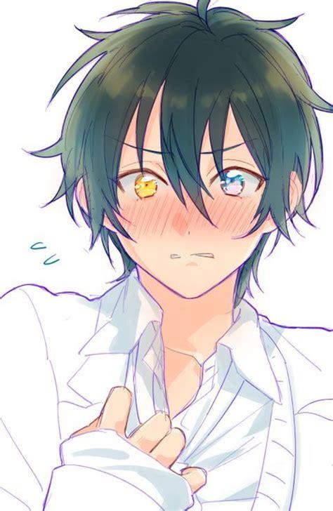 imagen relacionada universe blushing anime anime boy
