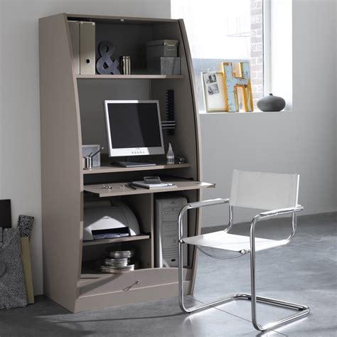 meuble bureau fermé meuble ordinateur fermé design noel 2017