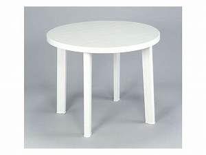 Eckbank Für Runden Tisch : runden tisch aus kunststoff f r den au eneinsatz idfdesign ~ Bigdaddyawards.com Haus und Dekorationen