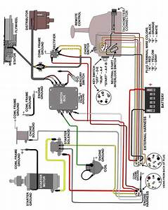 1987 Mercury 80 Hp Outboard Wiring Diagram