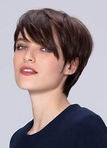Coupe Courte Tendance 2019 : coiffure femme 2019 cheveux courts ~ Dallasstarsshop.com Idées de Décoration