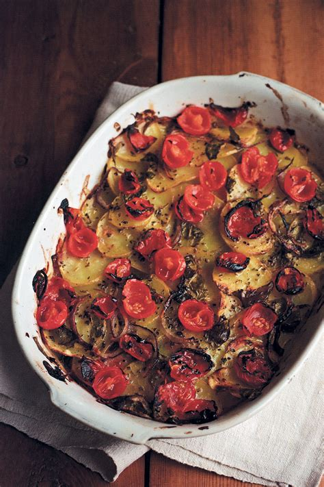 Patate arraganate recipe - Food and Home Entertaining