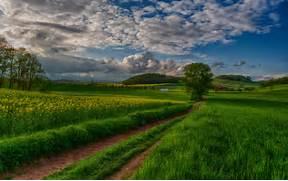 Beautiful Nature Lands...Beautiful Nature Scenery Wallpapers