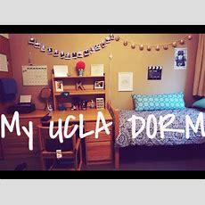 My Ucla Dorm Room Tour  Deluxe Double In Gardenia The