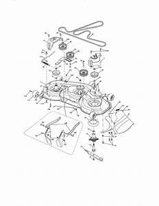 Craftsman Model 917288420 Lawn  Tractor Genuine Parts