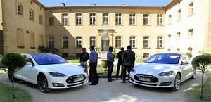 Tesla Aix En Provence : tesla premi res livraisons fran aises pour le model s ~ Medecine-chirurgie-esthetiques.com Avis de Voitures