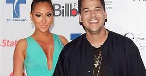 Rob Kardashian hits out at ex-girlfriend Adrienne Bailon ...
