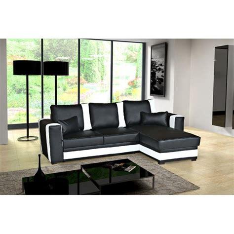 canapé d angle moderne photos canapé d 39 angle convertible noir et blanc