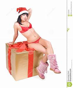 Mrs Santa Royalty Free Stock Photos - Image: 22284898