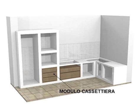 Mobili Base Per Cucina by Base Per Cucine In Muratura Su Misura