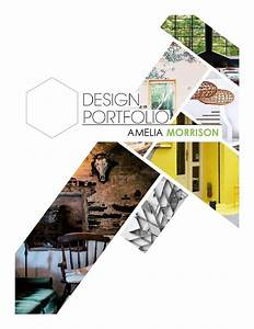 Interior Design Portfolio Cover Page best 25 interior