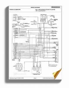Toyota Engine 4a Fe Repair Manual