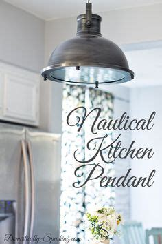 nautical pendant lights for kitchen 1000 ideas about nautical lighting on 7076