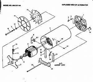 Craftsman 4200 Watt Generator Manual