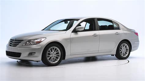 Hyundai Genesis Safety Rating by 2014 Hyundai Genesis