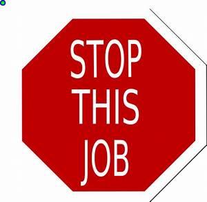 Stop, Icon, Clip, Art, At, Clker, Com
