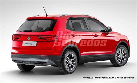 Anticipan El Diseño Del Suv Chico De Volkswagen  Mega Autos