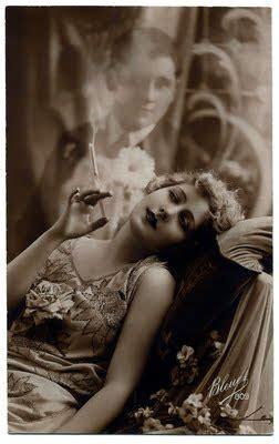 photo smokey lady   dream man  graphics