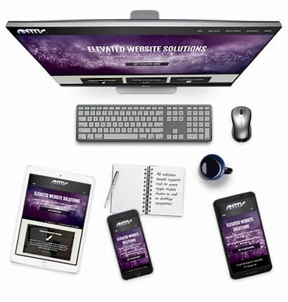 Responsive Web Applications Custom Designs