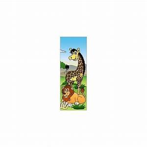 Papier Peint Sticker : papier peint porte enfant jungle 705 stickers muraux enfant ~ Premium-room.com Idées de Décoration