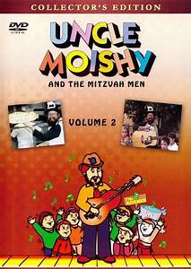 Uncle Moishy - Uncle Moishy Dvd Volume 2
