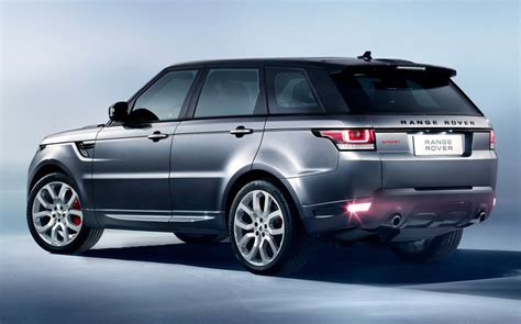 in the range from land rover range rover sport 2014 fotos de coches