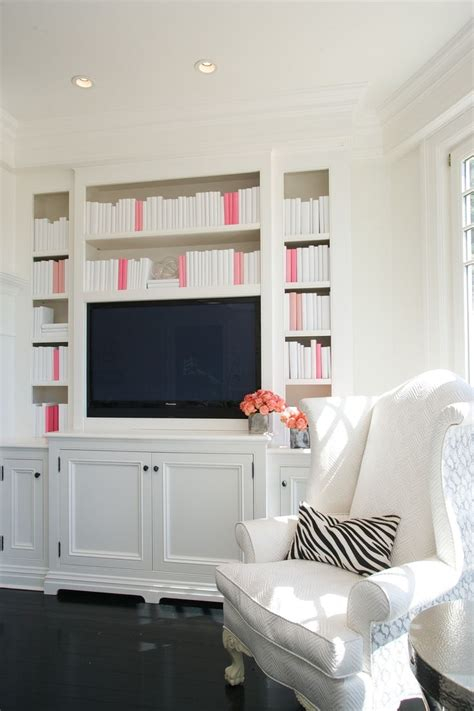 Tv Bookcases by 1000 Ideas About Tv Bookcase On Built In