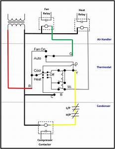Contactor Relay Wiring Diagram  Contactor  Free Engine Image For User Manual Download