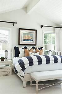 Decoration Chambre Style Marin : la chambre coucher style marin 38 exemples en images ~ Zukunftsfamilie.com Idées de Décoration