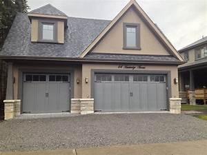 Carriage, House, Double, Doors, Charcoal, Grey, American, Traditions, Haas, Door