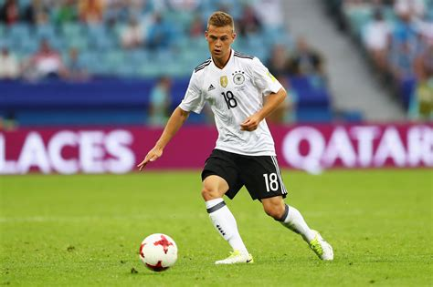 On his 25th birthday, we present his best goals, nicest skills and funniest actions. Joshua Kimmich's Germany performances are an encouraging ...