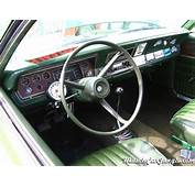 1973 Plymouth Duster 340 Interior