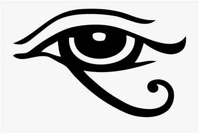 Eye Symbols African Clipart Horus Transparent Clip