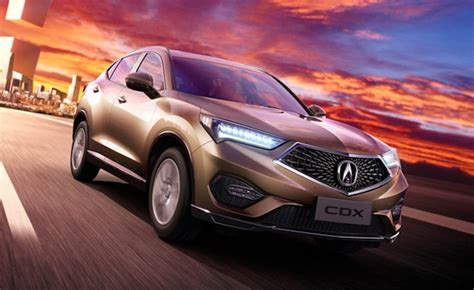 2020 Acura CDX : It Looks Like The Acura Cdx Could Be Headed To North