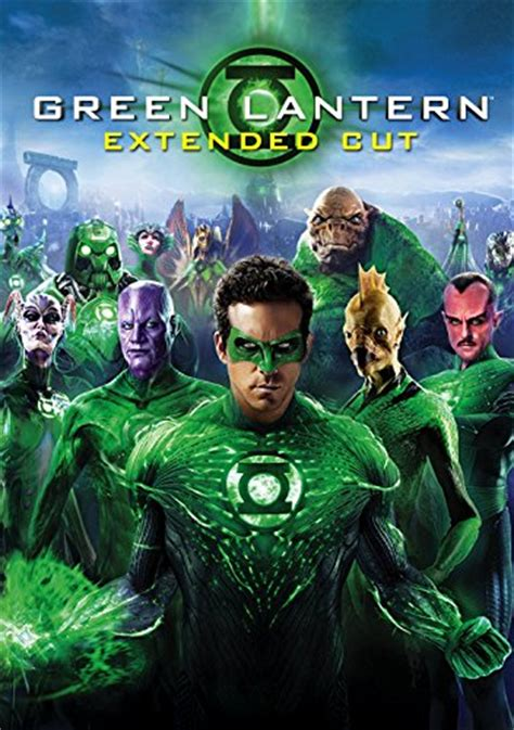 green lantern cast and crew tvguide