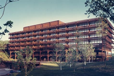 Deere & Company Administrative Center Exemplifies