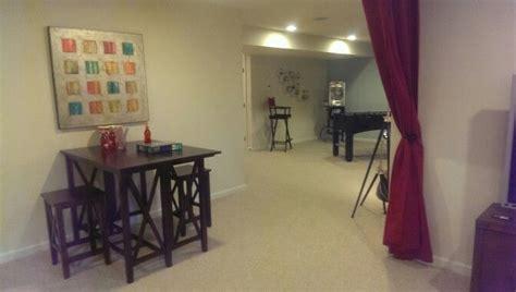 finished basement   venice  ryan homes ryan