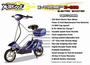 X-treme Scooters